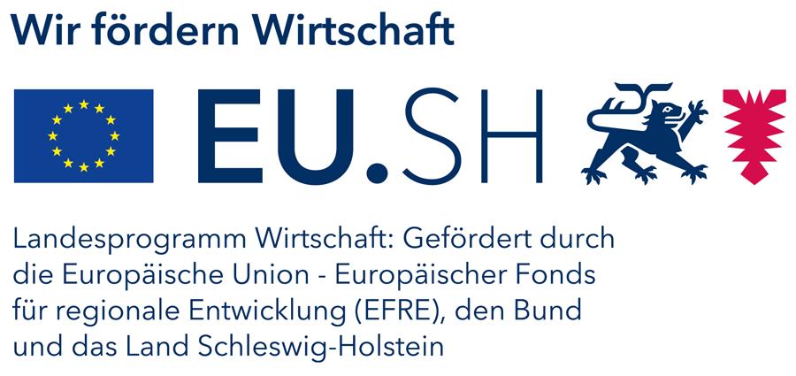 EU.SH Logo BBA Startup Finanzierung SH