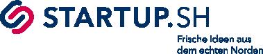 Startup.SH Logo - Frische Ideen aus dem echten Norden