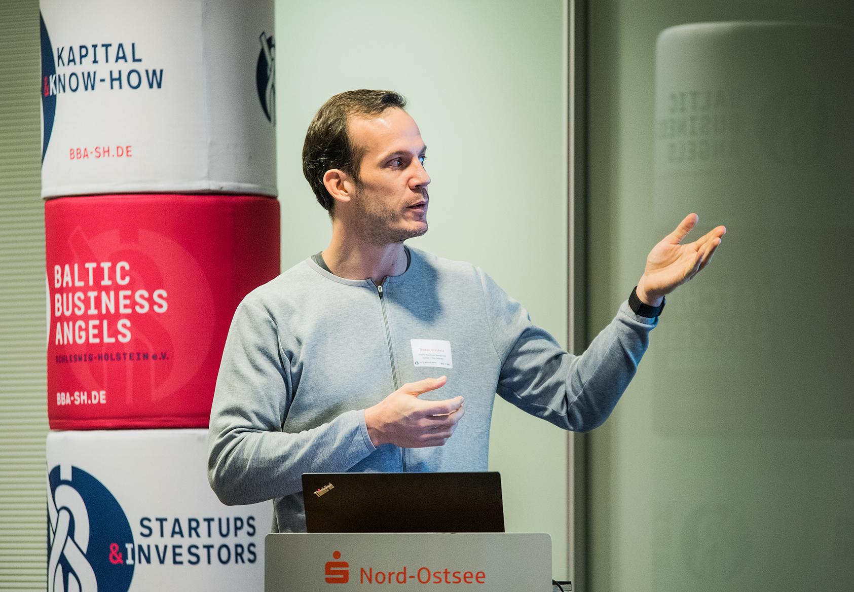 3 StartUps, 18 Business Angels – potentielle Investments durch 8 Investoren