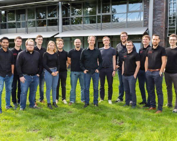 Itzehoer StartUp OQmented GmbH realisiert MBO aus Fraunhofer mit den BBA und der MBG