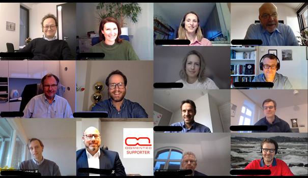 Pitchen und Networken im virtuellen Raum